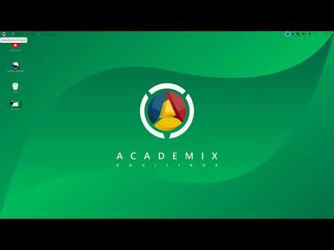 Presentation AcademiX 2.0 Stable