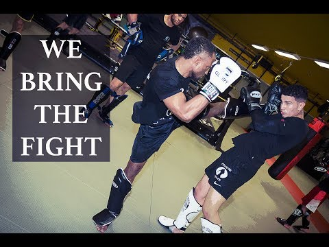 """We Bring The Fight"" - Dutch Kickboxing Documentary"
