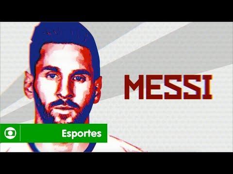 Globo Na Copa: Messi é um dos craques que você vai ver na tela da Globo