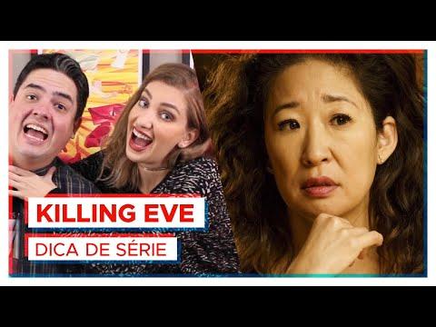 KILLING EVE  DICA DE SÉRIE feat Série Maníacos