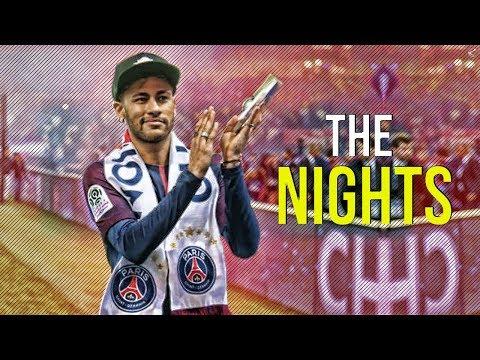 Neymar Jr ► The Nights ● Magical Skills & Goals | HD