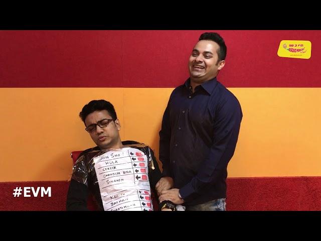 Manush Korechhi   Episode 23 (Election Special)   আমি আর আমার EVM machine   Mirchi Agni