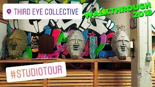 Third Eye Collective | Tour of Facilities 2018