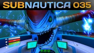 SUBNAUTICA [035] [Wenn der Reaper 2x spawnt] [Let's Play Gameplay Deutsch German] thumbnail