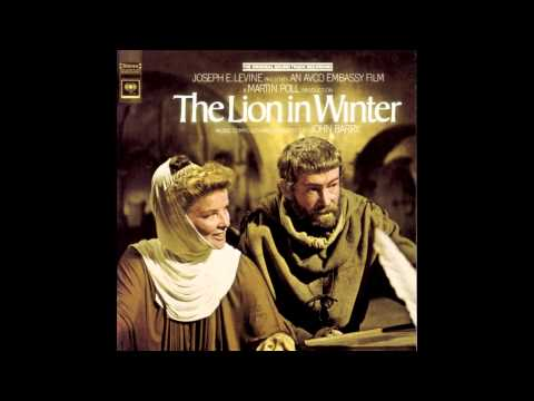 John Barry - Main Title  The Lion in Winter