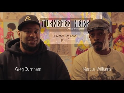 "Tuskegee Heirs ""Creator Sessions Part 2"""