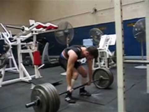 Diesel Weasel Max Lifts 16 Deadlift 380 Lbs Worst Form Ever T