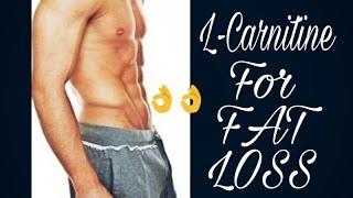 Fat loss/burner Supplement | L - Carnitine