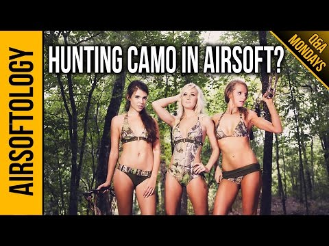How Good is Hunting Camo in Airsoft? | Airsoftology Q&A Show