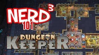 Nerd³ 101 -  Dungeon Keeper (Mobile)