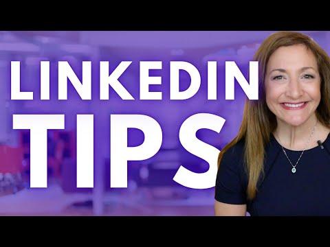 The Best LinkedIn Tips For 2018