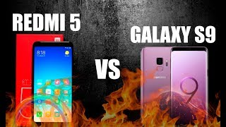 Почему Xiaomi Redmi 5 лучше Samsung Galaxy S9??? Чтоо? WTF?