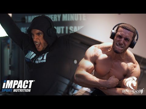 Bodybuilding Motivation - DO IT FOR THE PASSION | IMPACT SPORT NUTRITION