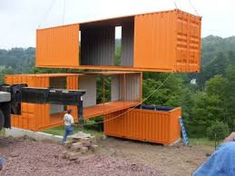 the 100 most amazing shipping container homes youtube. Black Bedroom Furniture Sets. Home Design Ideas