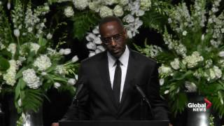Dr. Kevin Cosby delivers incredible speech at Muhammad Ali