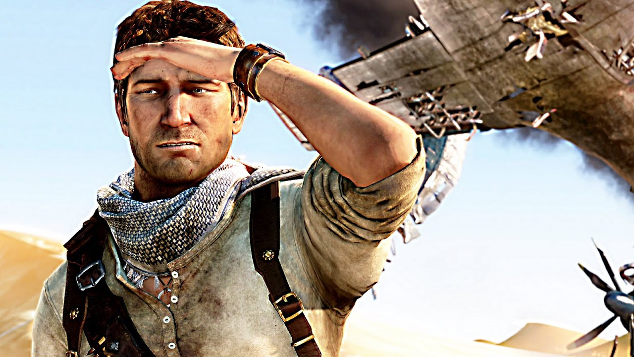 Uncharted 3 60fps All Cutscenes Movie 1080p Hd Ps4 Nathan