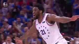 Toronto Raptors vs Philadelphia 76ers : May 2, 2019