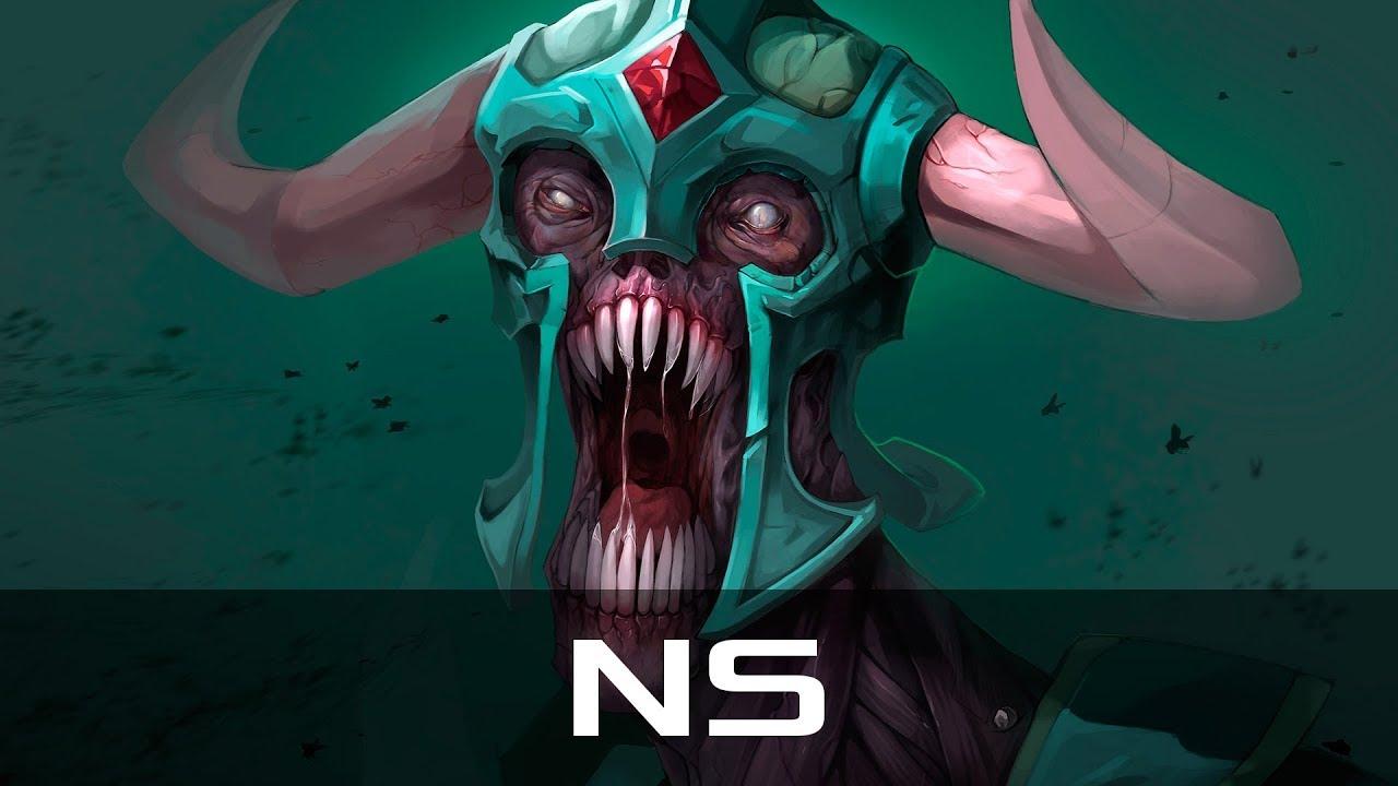 NS — Undying, Safe Lane (Aug 5, 2019)   Dota 2 patch 7.22 gameplay