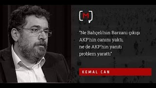 """""""Ne Bahçeli'nin Barzani çıkışı AKP'nin canını yaktı, ne de AKP'nin yanıtı  problem yarattı"""""""