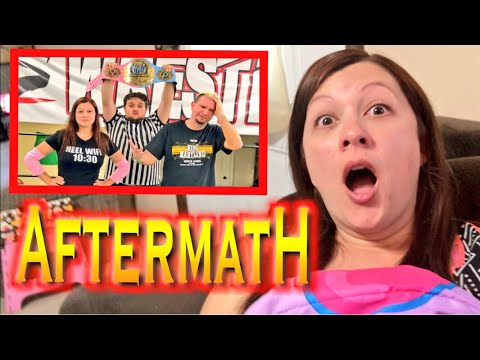 ELLSWORTH MATCH AFTERMATH! SHES GIVING AWAY MY TOYS TO FANS!