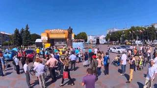 Electric Marathon Rivne \ 2015
