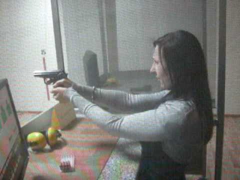 Пистолет служебный ИЖ-71 -