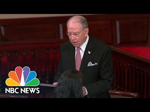 Watch Live: Senate holds procedural vote on Brett Kavanaugh nomination