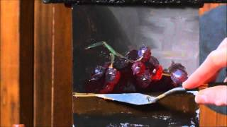 How to Paint Grapes in Oils with Kelli Folsom
