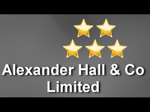 Alexander Hall & Co Limited Fareham          Terrific           5 Star Review by Client i.
