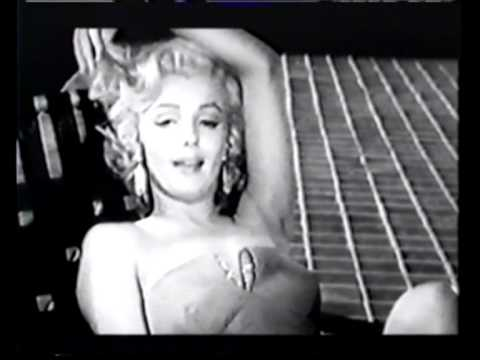 Marilyn Monroe talks about sexuality