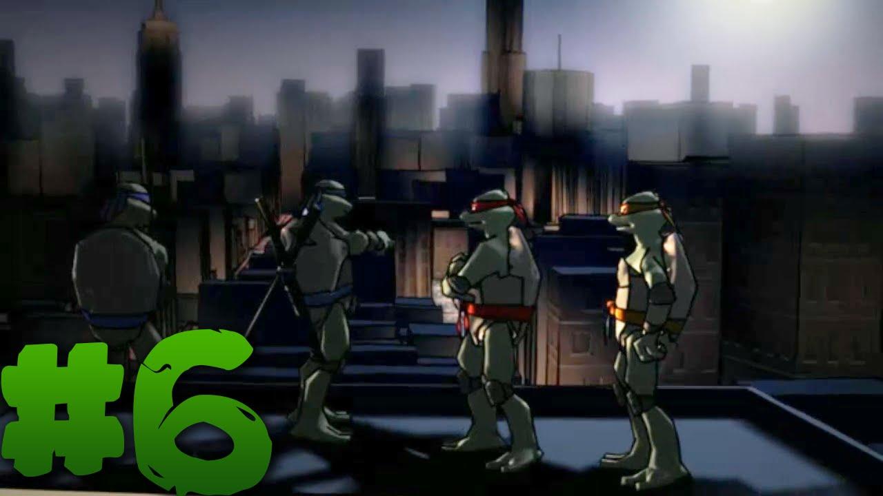 Прохождение игры черепашки ниндзя the video game фильм сталлоне полицейский