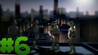 Черепашки Ниндзя (TMNT: The Video Game) - Прохождение: Часть 6