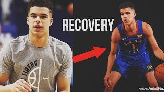 Michael Porter Jr. Dealing With Another INJURY? | NBA Debut Pushed Back & Recovery Process