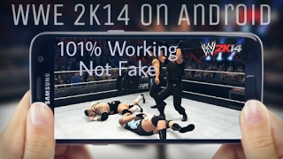 WWE 2K14 DOWNLOAD & INSTALL ON ANDROID & iOS! Using PSP emulator