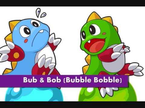 smash bros fighter ballot idea bub bob bubble bobble youtube