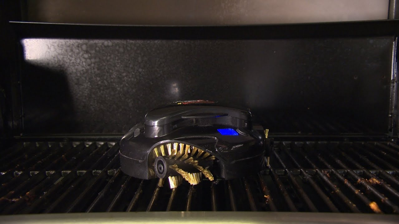 Grillbot Does The Grill Cleaning Robot Work Consumer Reports