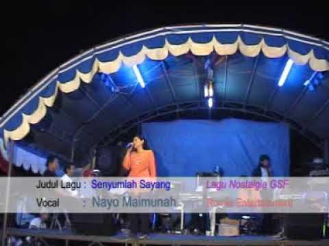 Senyumlah Sayang VOC; Nayo Maimunah