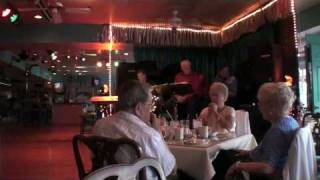 "Joe Hopkins Quartet  ""While We Danced at the Mardi Gras"""
