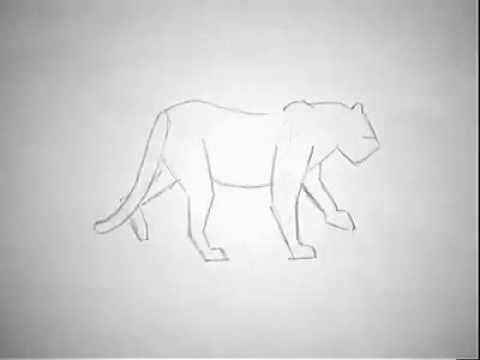 2D classical animation