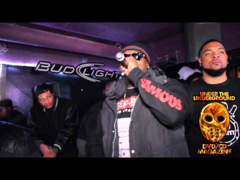 Project Pat Concert Live Performance At Club Studio X in Knoxville,TN