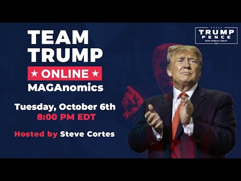 WATCH: MAGAnomics with Steve Cortes, Stephen Moore, and Anton & Stephanie Austin!