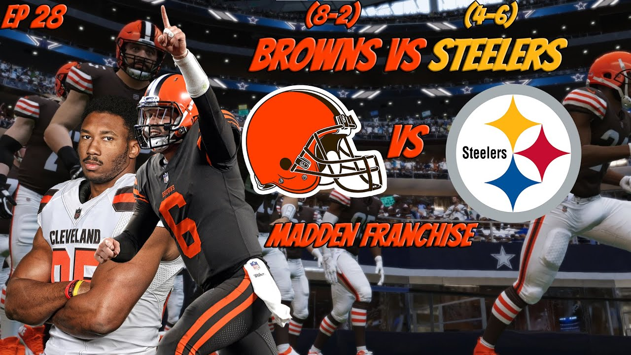Steelers vs. Browns score: Pittsburgh cruises past Cleveland ...