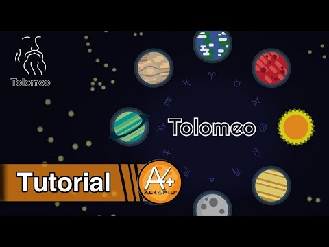 Tutorial - Tolomeo
