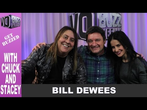 Voiceover Coach, Voice Actor, Author, Bill DeWees EP155