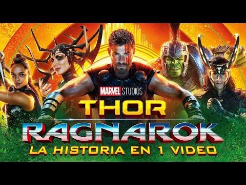 Thor Ragnarok: La Historia en 1 Video #CaminoAEndgame