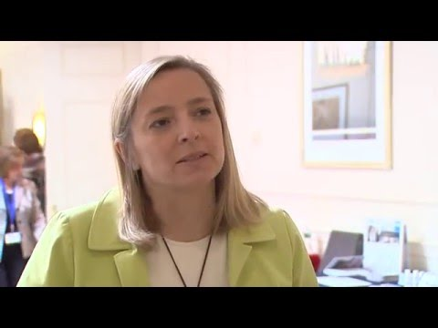 CWE Video Spotlight:  Dr. Helen Grenier, Co-Founder, iRobot