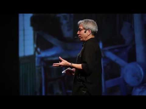 The excellence of traditional fabrics: Shahid Hussain Shamim at TEDxDhaka
