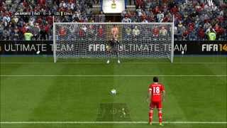 Fifa 14 - Wager Match vs 07RHYSLFC