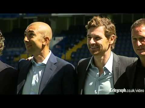 Chelsea assistant Roberto Di Matteo is 'right man for the job' says new boss Andre Villas-Boas