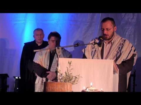Asyż w Gdańsku 2010 - modlitwy o pokój
